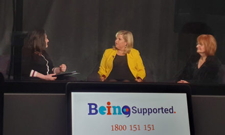 BEING Supported – Webinar Launch
